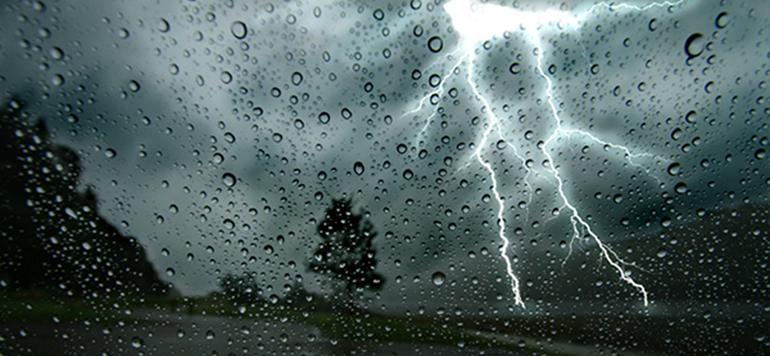 Météo : Averses orageuses mardi dans plusieurs régions