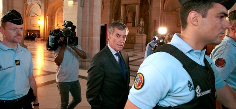 France : Le parquet requiert trois ans de prison ferme pour l'ex-ministre Jérôme Cahuzac