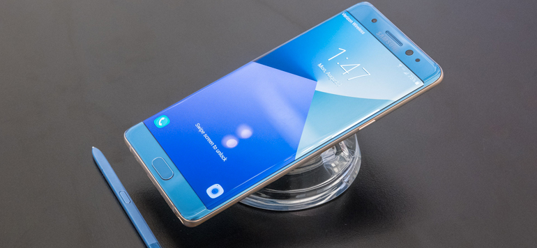 Galaxy Note7 : Samsung rassure