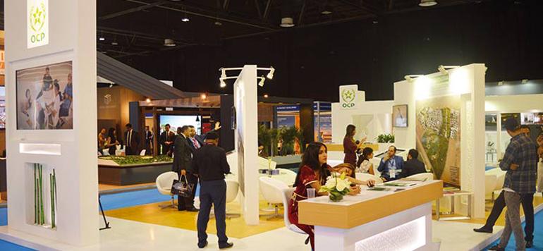 Présence en force du Groupe OCP au City Scape Dubaï
