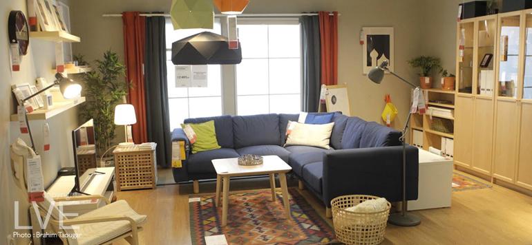 catalogue ameublement. Black Bedroom Furniture Sets. Home Design Ideas
