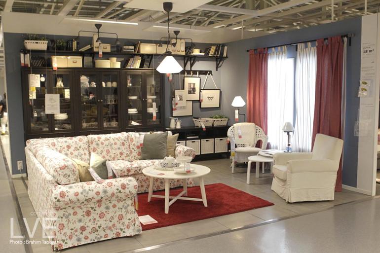ameublement ikea d voile son catalogue 2017 lavieeco. Black Bedroom Furniture Sets. Home Design Ideas