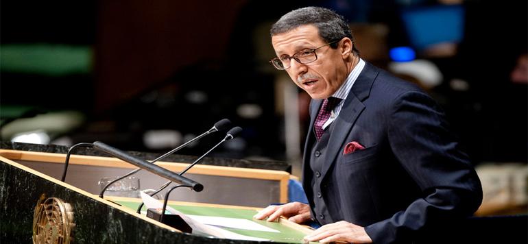 ONU : Le Maroc préside une réunion de haut niveau sur la lutte contre le terrorisme