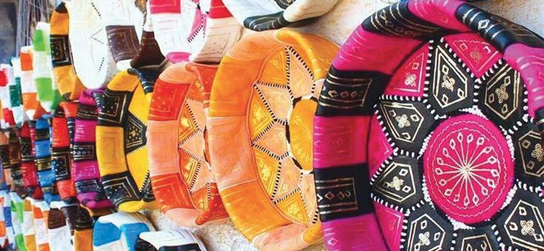 Le Morocco Handmade  sur les rails !