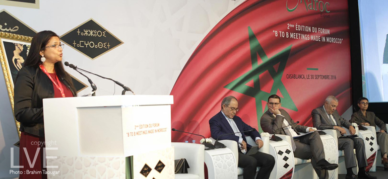 "Casablanca : Coup d'envoi du ""Forum B to B Meetings Made In Morocco"""