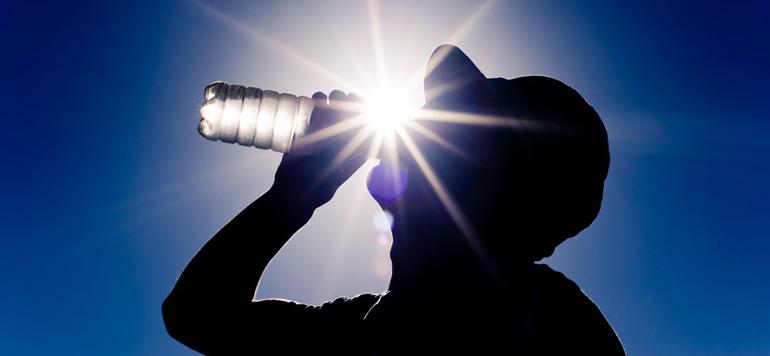 Météo : Temps très chaud et rafales de vent de mardi à vendredi
