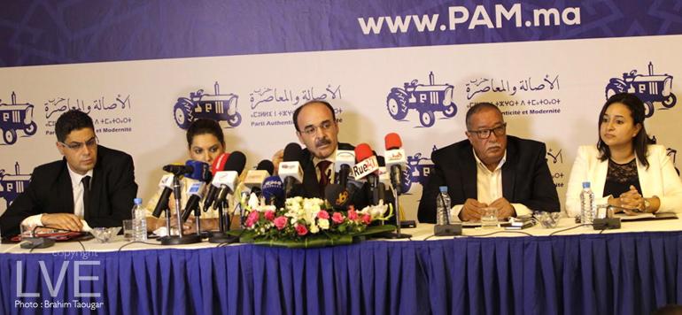 Législatives 2016 – PAM : Pour un modèle économique alternatif