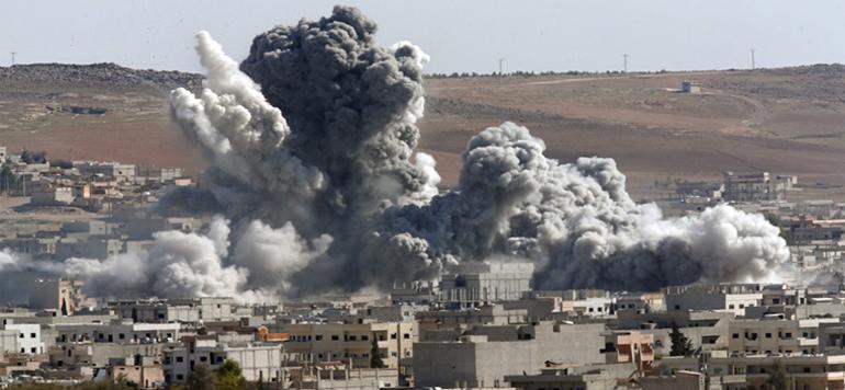 Syrie : Près de 140 cibles Daesh bombardés les forces turques