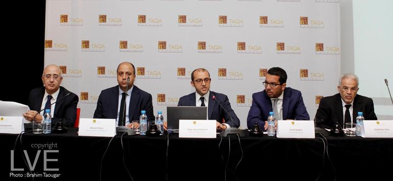 Taqa Morocco: Hausse de 5% du résultat net au premier semestre 2016