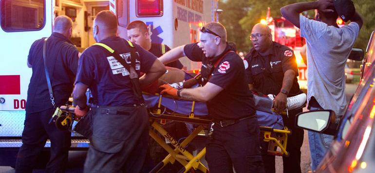 USA: Treize morts dans de multiples fusillades à Chicago au cours du weekend