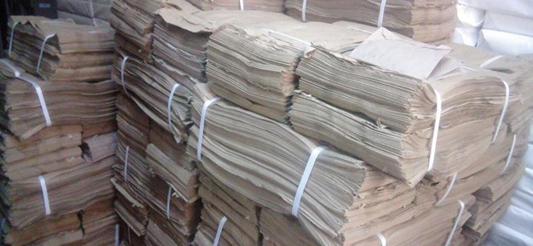 «Les prix des sacs en papier vont baisser à terme»