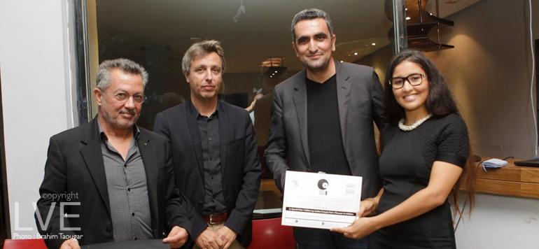 Wissal Amaddah, gagnante du concours « Africa Design Award »
