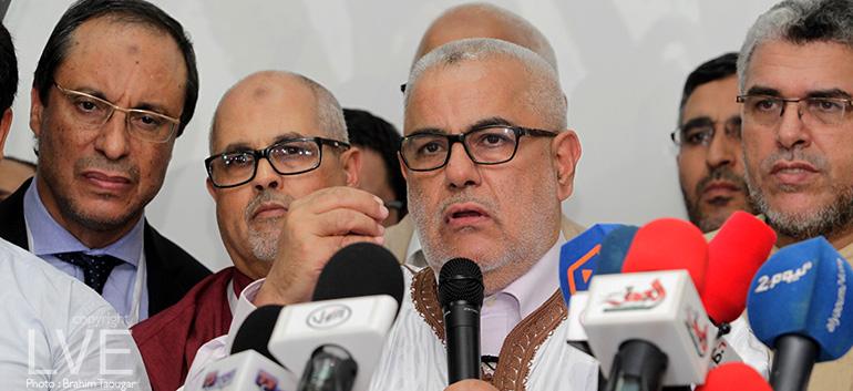 Abdelilah Benkirane : «C'est une journée de joie et de célébration car la démocratie a triomphé»