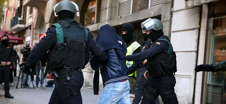 Démantèlement d'une cellule terroriste à Barcelone