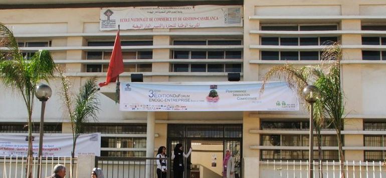 L'ENCG Casablanca organise un cycle de conférences sur la méthodologie de recherche en sciences de gestion