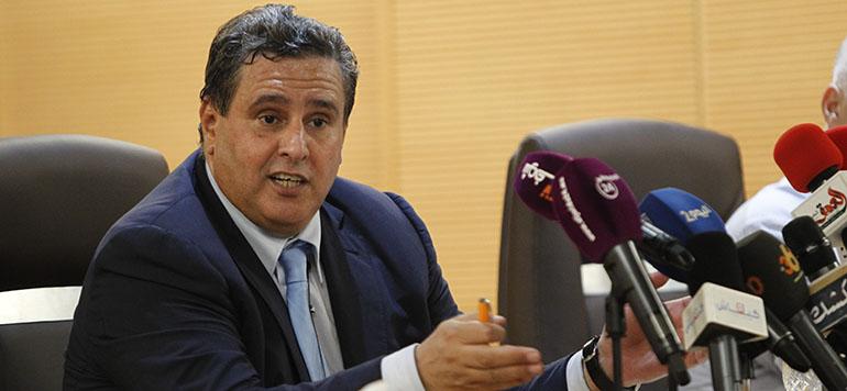 En images : Akhannouch succède à Mezouar à la tête du RNI