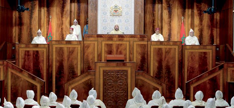 La première Chambre entame une législature très animée