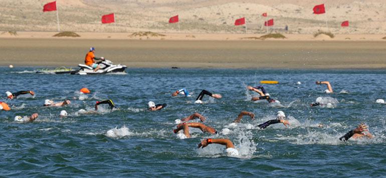 Nage en eau libre : deux nouvelles épreuves au Maroc
