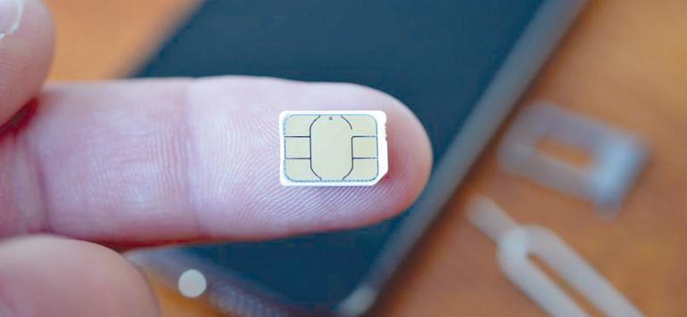 Opération d'identification des cartes SIM, une réussite en demi-teinte