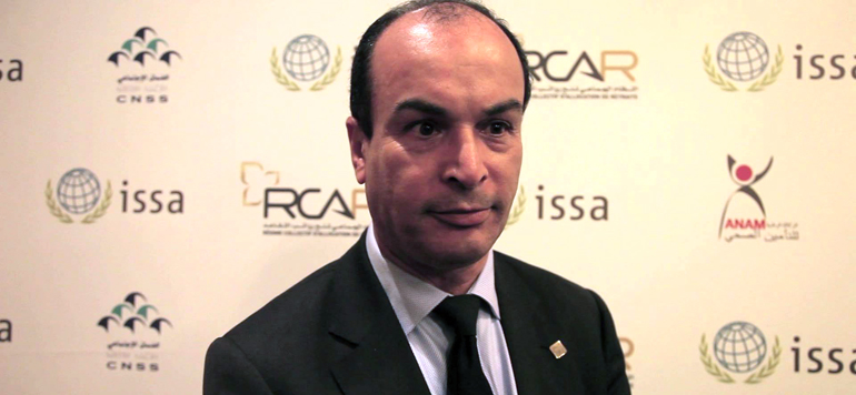 Association Arabe de la Sécurité Sociale: Saïd Ahmidouch élu Vice-président