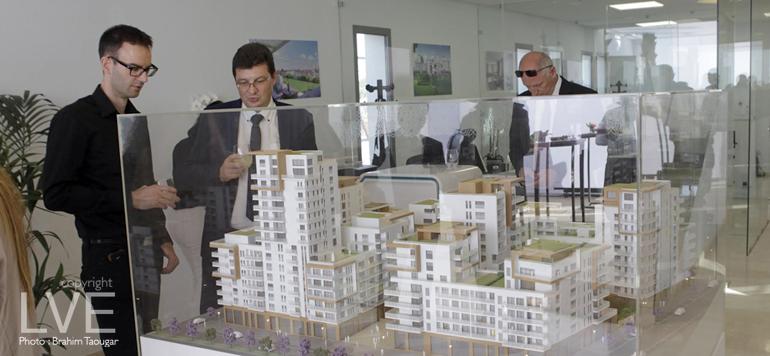 Thomas & Piron démarre la commercialisation de son projet à Casa Anfa