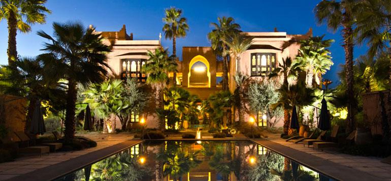 Marrakech, une destination de luxe