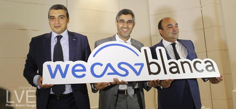 Casablanca lève le voile sur sa marque territoriale «WeCasablanca»