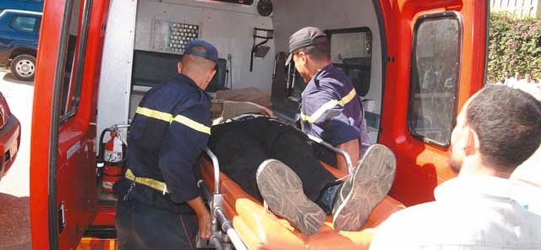 Un mort et 22 blessés dans un accident sur la route entre Bouznika et Mohammedia
