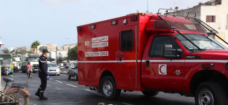 Un mort et 54 blessés dans l'explosion d'une bonbonne de gaz à Skhirat