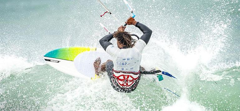 Les meilleurs kitesurfeurs du monde en compétition à Dakhla