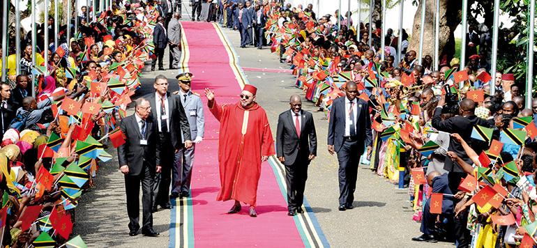Une quarantaine de conventions signées au Rwanda et en Tanzanie