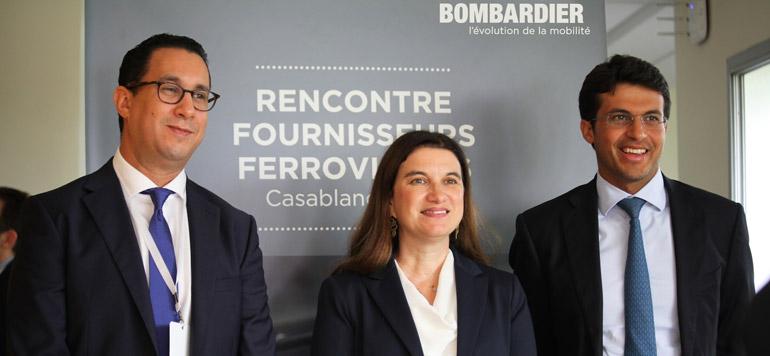 COP 22 : Entretien avec Taoufiq Boussaid, Président de Bombardier Transport Maroc