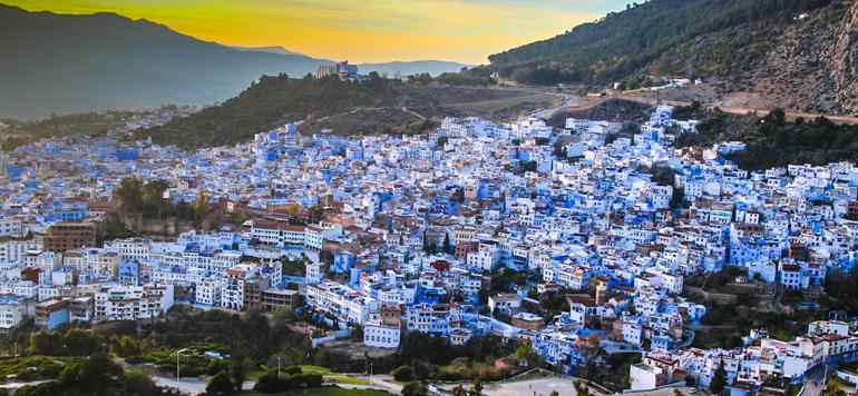 Chefchaouen : Progression de 34% des arrivées touristiques à fin octobre dernier