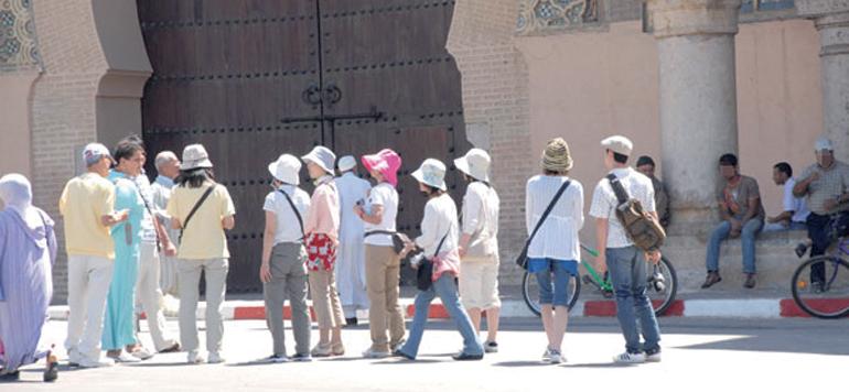 Le Maroc, destination prisée des touristes chinois lors de la fête du printemps