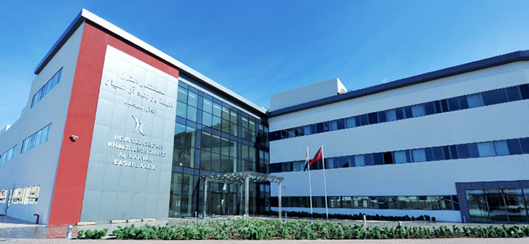 L'Hôpital Cheikh Khalifa rejoint le réseau «Global Green and Healthy Hospitals»