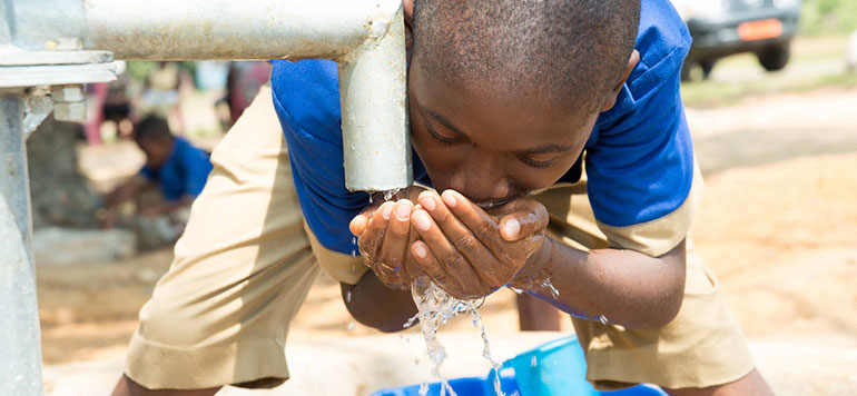 Pénurie de l'eau : L'Afrique du Sud proclame l'état de «catastrophe naturelle»