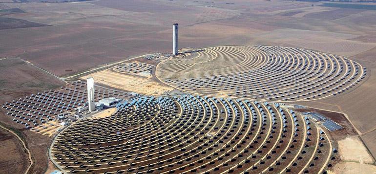 Le Maroc mise fortement sur les énergies renouvelables