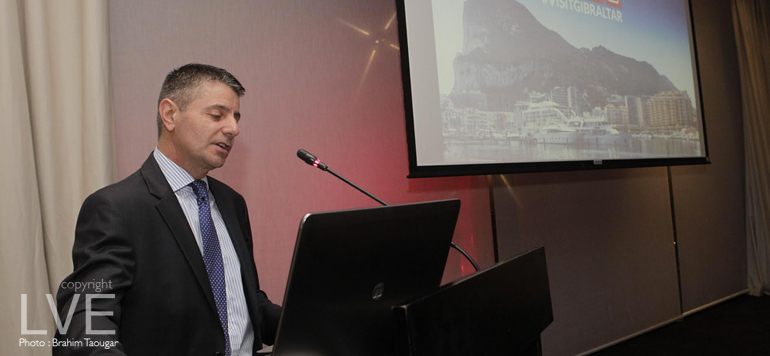 Le ministre du tourisme de Gibraltar en tournée promotionnelle au Maroc