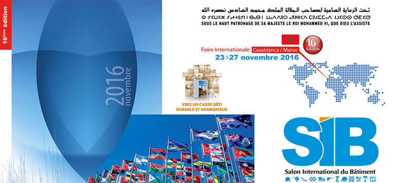 Casablanca : Ouverture du 16ème Salon International du Bâtiment