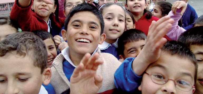 Une semaine de l'enfance à Marrakech