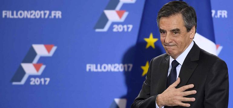 France : François Fillon mis en examen