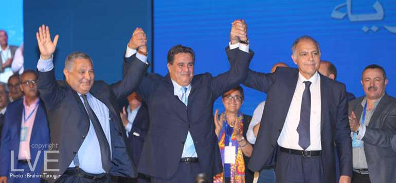 RNI : nouveau président, nouveau rôle à jouer mais toujours incontournable