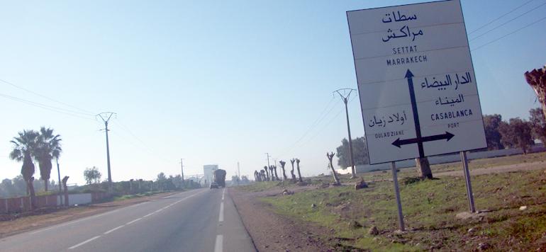 Région Casa-Settat : Médiouna, première localité à bénéficier du programme de mise à niveau des routes rurales