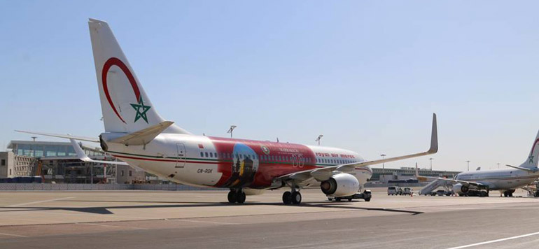 La RAM commande 4 nouveaux 787 Dreamliners