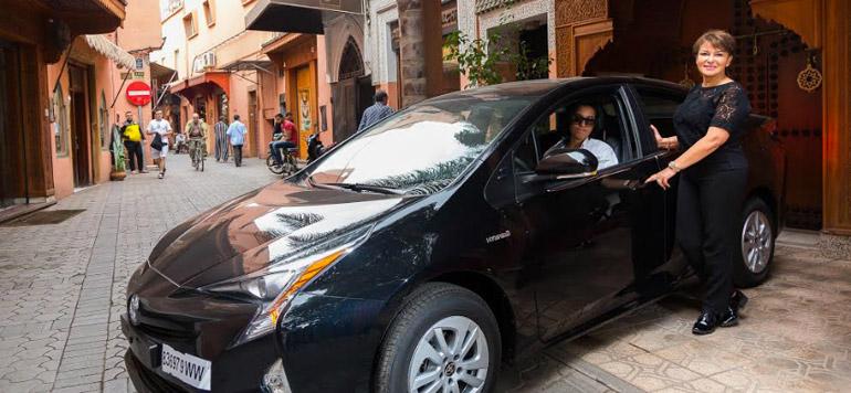 Uber lance UberGREEN à la COP22