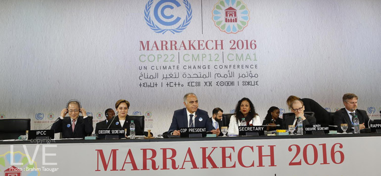 La COP, de Marrakech à Bonn
