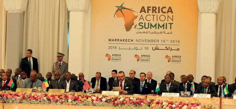 L'Afrique acte sa ferme volonté de lutter contre les changements climatiques