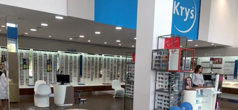 L'enseigne française d'optique Krys accélère son développement au Maroc