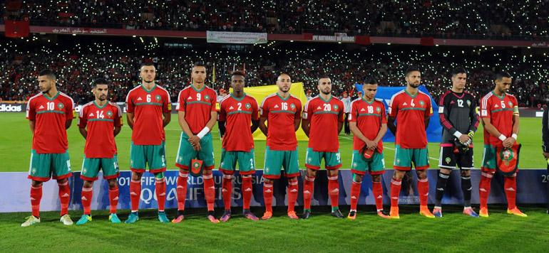 Football : L'équipe du Maroc se console face au Togo