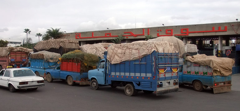 Casablanca : une crise risque d'éclater au marché de gros des fruits et légumes